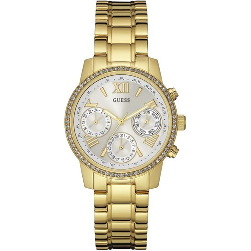 Montre femme guess mini sunrise w0623l3